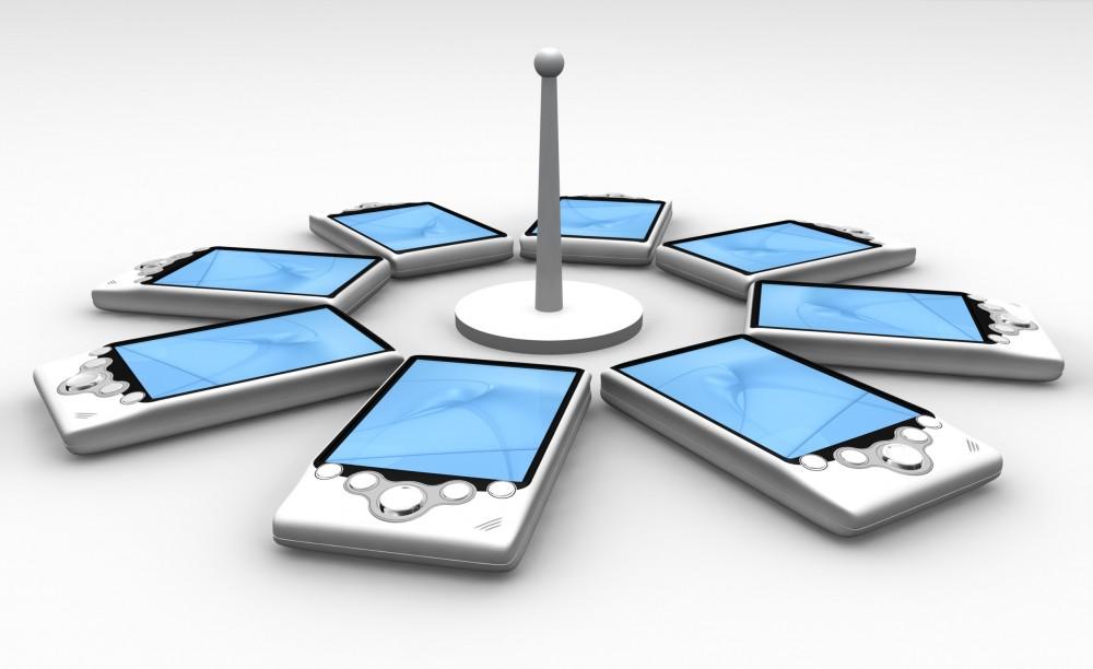 Gestión móvil cadena de suministro