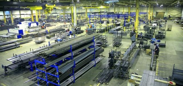 mantenimiento de planta industrial