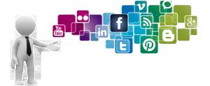 Los CEOs en las redes sociales