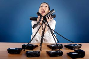 Los clientes no quieren hablar con los comerciales