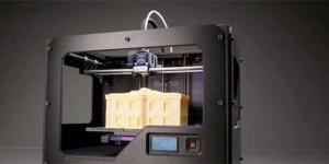 la fabricación 3D