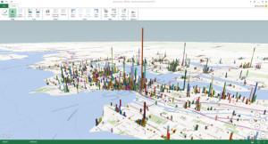 Mapas basados en datos Excel con Power BI
