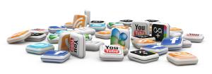 redes sociales en el sector bancario