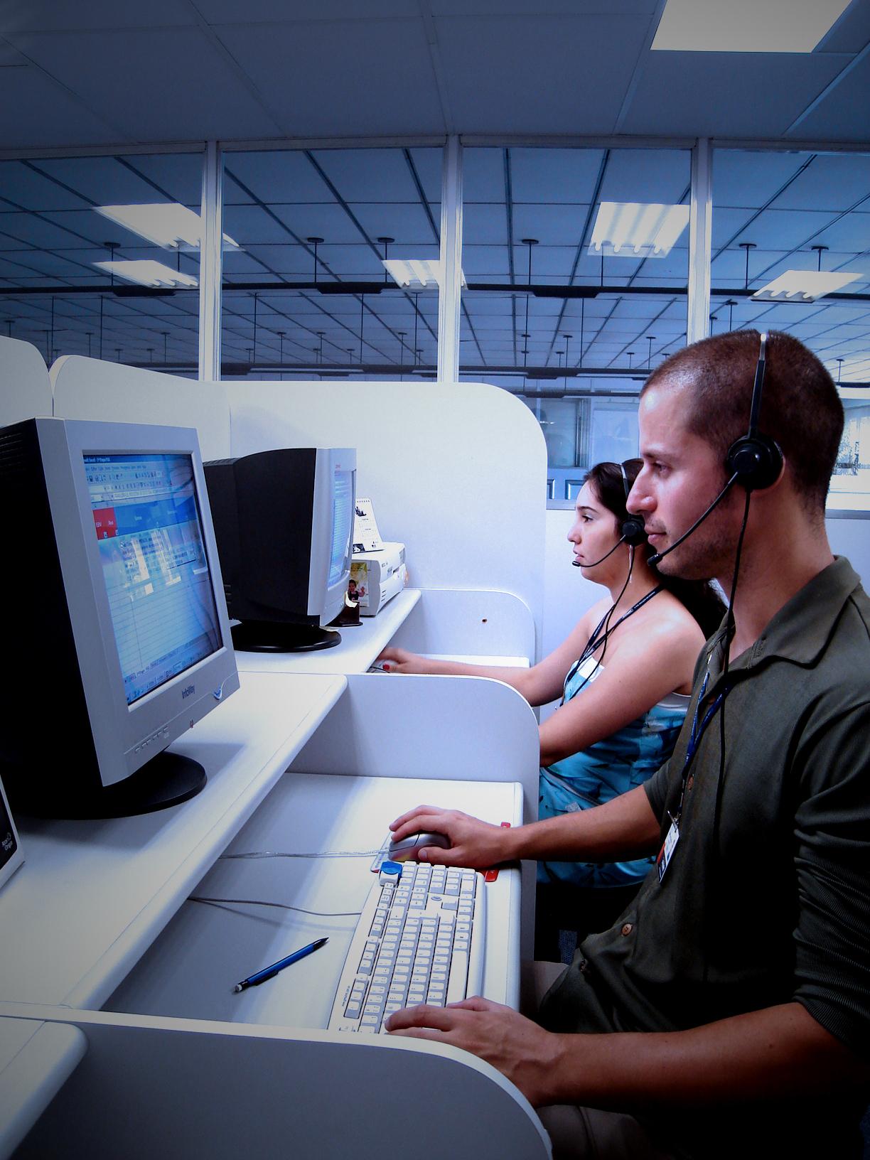 Service desk Mic Dynamics CRM