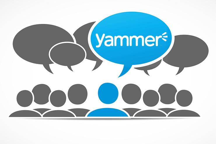 Implantar Yammer en una empresa (I)