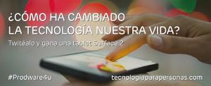 Concurso Tecnología para personas