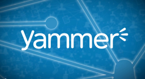 red social corporativa Yammer en la empresa