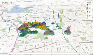 Descubriendo las nuevas funcionalidades de Power Map