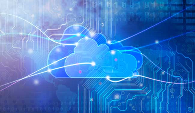soluciones y servicios en la nube