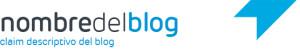 Nombre del blog