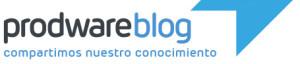 logotipo blog prodware