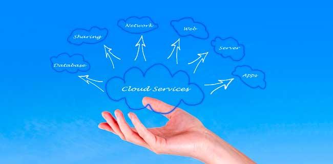 La nube acabara siendo solo un servicio