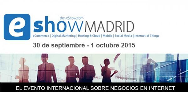 eShow Madrid 2015