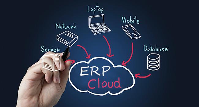El ERP se sube a la nube