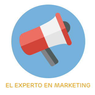 Las seis caras del nuevo director de marketing