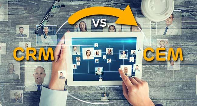 CRM y CRM, nueva gestión de clientes