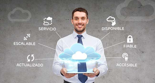 nube para empresas