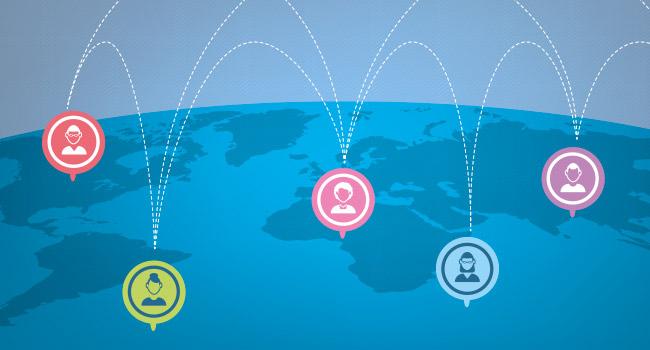 Proveedor IT para proyectos internacionales