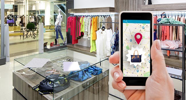 Coordinar comercio electrónico y físico