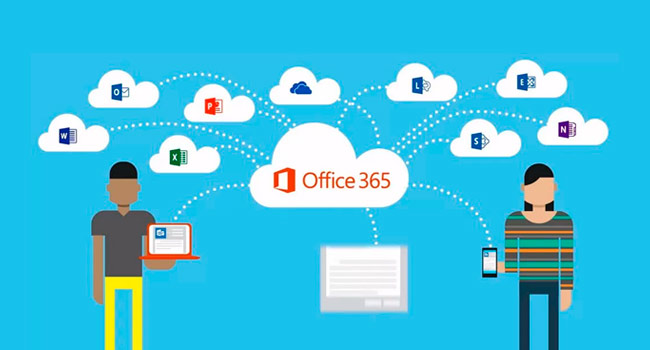 App cloud Office 365