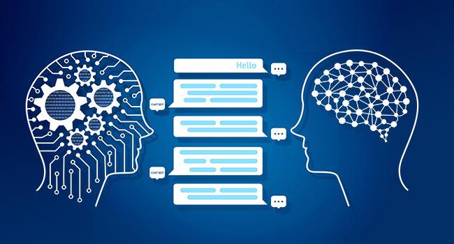 Asistentes virtuales y humanos