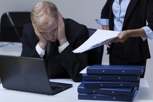 Errores que impiden la productividad