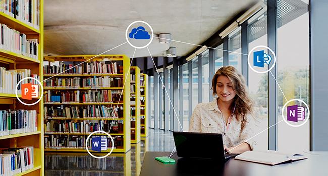 Aprovechar las aplicaciones de Office 365 en cada departamento