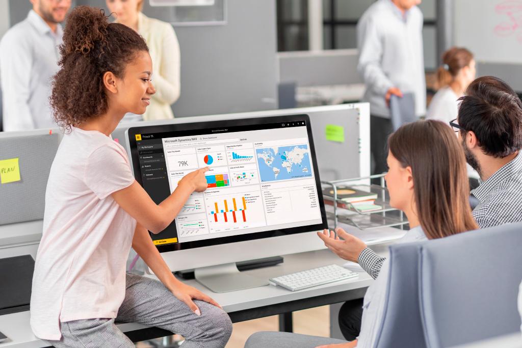 Microsoft Power BI: servicios y uso
