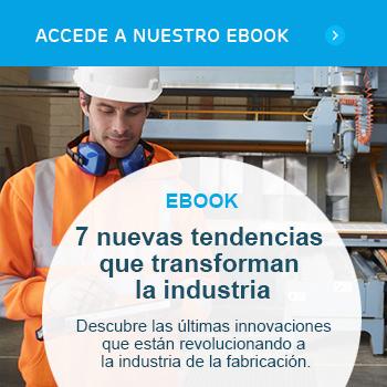 ebook: 7 nuevas tendencias  que transforman  la industria