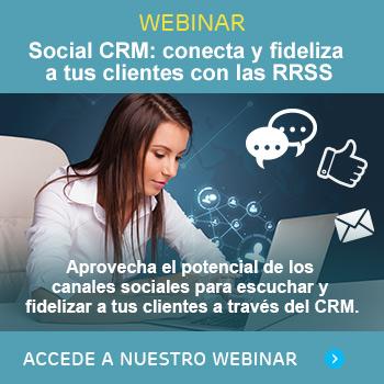 Social CRM: conecta y fideliza a tus clientes con las RRSS