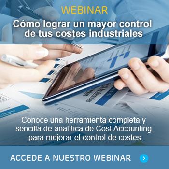 Cómo lograr un mayor control de tus costes industriales