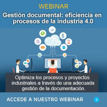 Gestión documental: eficiencia en procesos de la industria 4.0