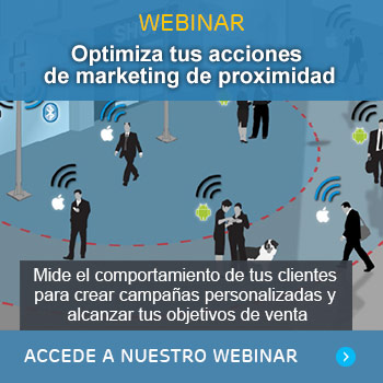 Optimiza tus acciones de marketing de proximidad