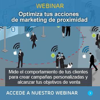 Optimiza tus acciones de marketing de proximidad