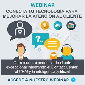 Conecta tu tecnología para mejorar la atención al cliente