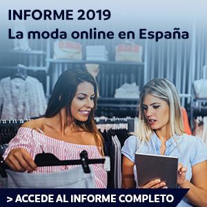Informe 2019: la moda online